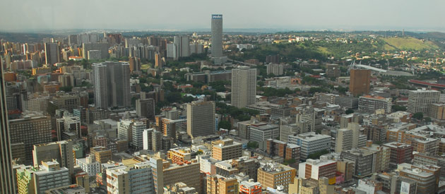 Johannesburg Metro - Fun and Games in South Africa's Economic Hub
