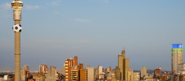 Johannesburg- Life Beat Of South Africa
