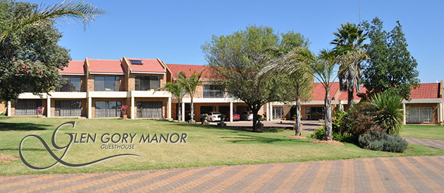 GLEN GORY MANOR GUEST HOUSE, BENONI