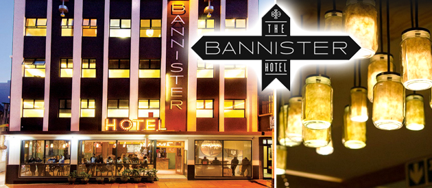 THE BANNISTER HOTEL